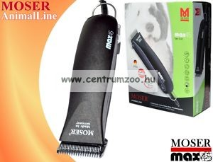 Moser Max 45 Professional  3mm fém magasító toldófésű