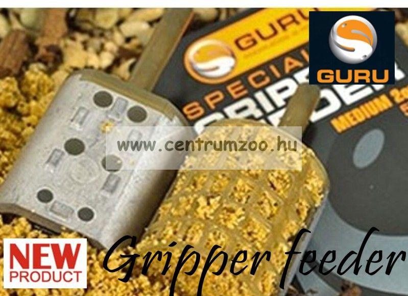 Guru Gripper Feeder 4oz medium 2in1 (GGFM4) 113,3g