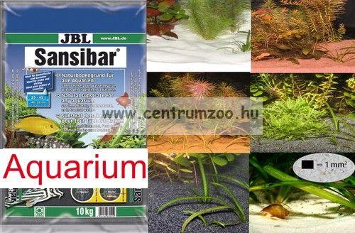JBL Sansibar Grey akváriumi kavics aljzat  5kg (JBL67062) szürke
