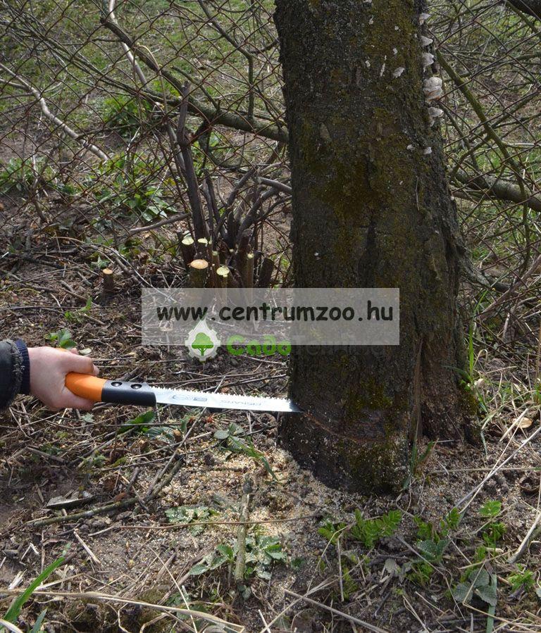 Fiskars ágfűrész kirándulásra, kertbe, táborhelyek kialakítására... (123840)