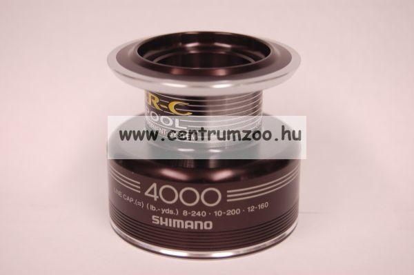 Shimano pótdob Baitrunner DL 4000FA orsóhoz