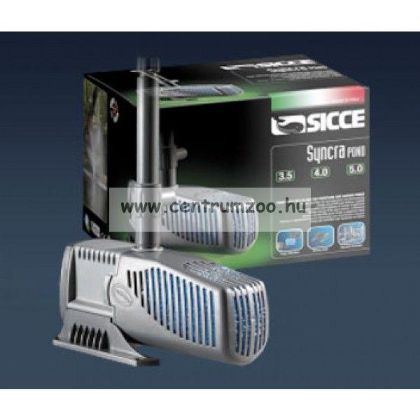 Sicce SyncraPond 2.5 universal szivattyú 2400l/h H200cm (RSYM11F)