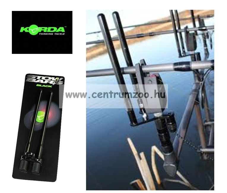 Korda Snag Bar Black Version (KSBB)