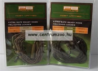 PB Products Extra Safe Ready Made Heli Chod Leader 2db (RLG90 RLW90)