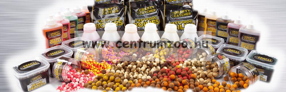 Crafty Catcher Zig Bites pellet  - 8 mm  20 g - Pineapple & N'Butyric- ananász és étvágyfokozó