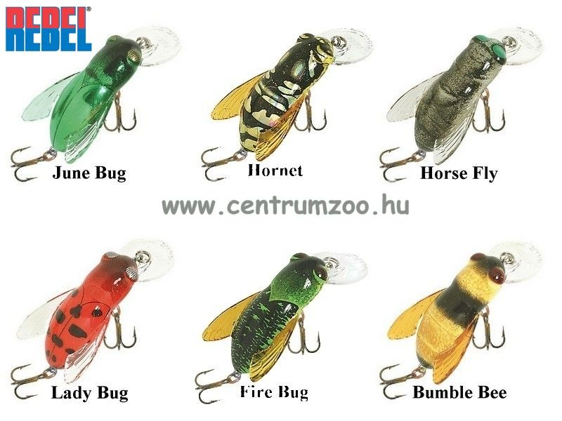 Rebel® Bumble Bug Bumble Bee (F7410)