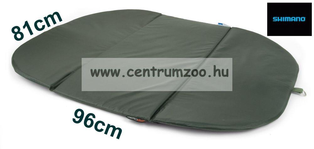Shimano Olive Stalker Carp Mat prémium pontymatrac 96*81cm (SHOL15)