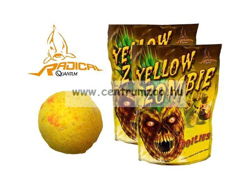 Radical Carp - Yellow Zombie bojli 24mm 0,8kg (3956009)
