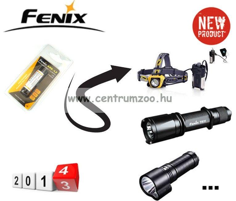 FENIX 18650 ARB-L2 2600mAh (HP30-hoz) tölthető AKKU  (FARB)
