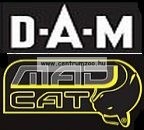 D.A.M MAD CAT POWER LEADER 130kg - harcsás előke zsinór (3795130)