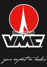 VMC 7346 Strategik Heavy Duty Simbait műcsalis, gumihalas horog 4db/cs