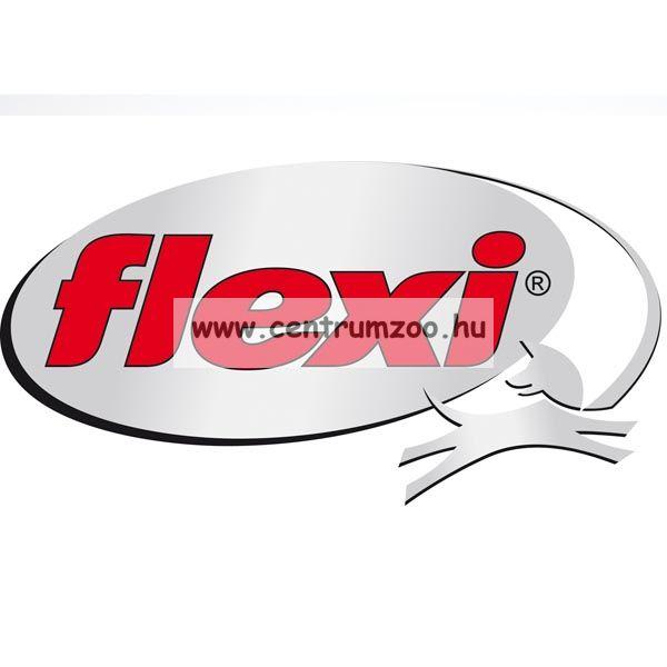 Flexi Vario Tape 2015NEW XS BRAUN SZALAGOS 3m 12kg automata póráz -BARNA
