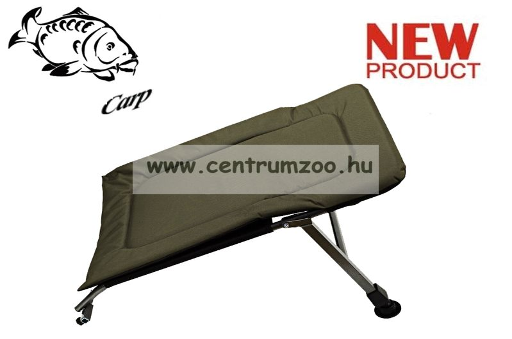 C-Carp POD Green Color lábtartó, fekvőhellyé alakító F5R fotelhez - 120kg