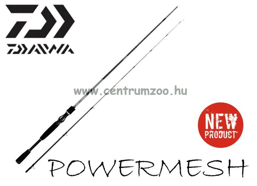 Daiwa POWERMESH Spin 1,85m 3-10g pergető bot (11917-185) + AJÁNDÉK