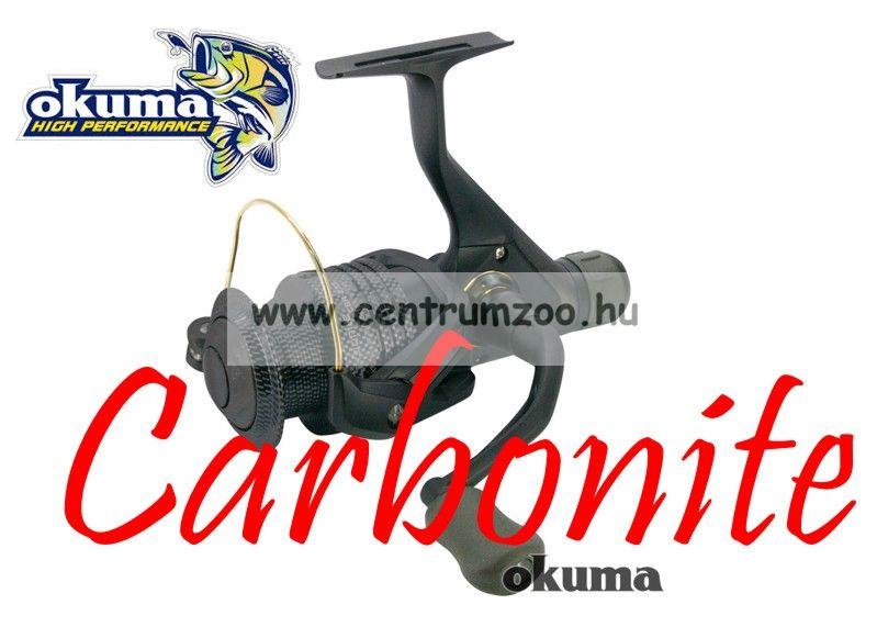 Okuma Carbonite I 40RD CBR-240 1+1bb hátsófékes orsó (43929)