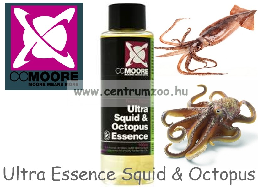 CCMoore - Ultra Essence Squid 100ml - Tintahal aroma (2060306559150)