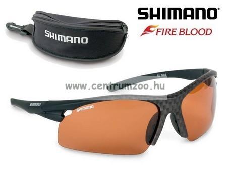 Shimano napszemüveg FIREBLOOD polár napszemüveg (SUNFB) 2015NEW
