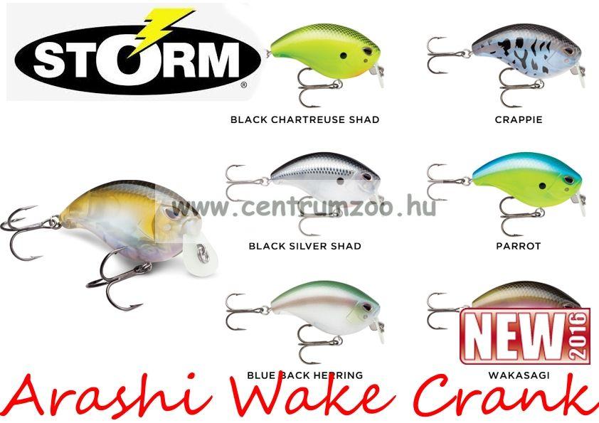 Storm® AWC Arashi® Waking Cranc 6cm 16g wobbler