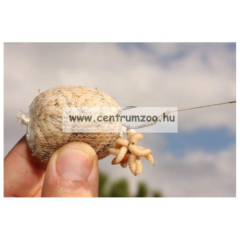 Gardner - DOUBLE BARREL MICROMESH PVA + PLUNGER - sűrű szövésű pva szett (2 méret+tömő) (DBEL)