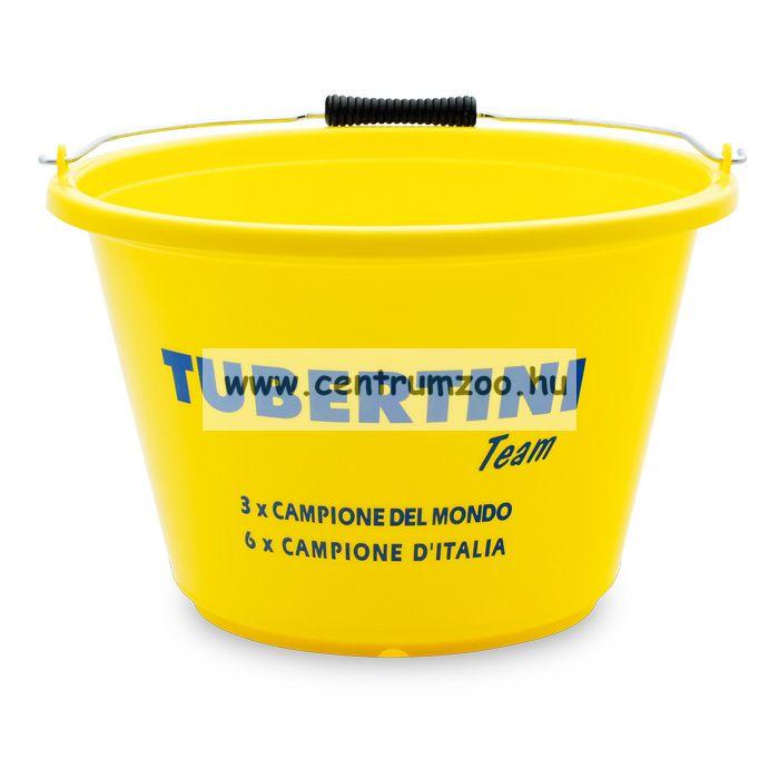 Tubertini Team Yellow Benna vödör 12l (83180)