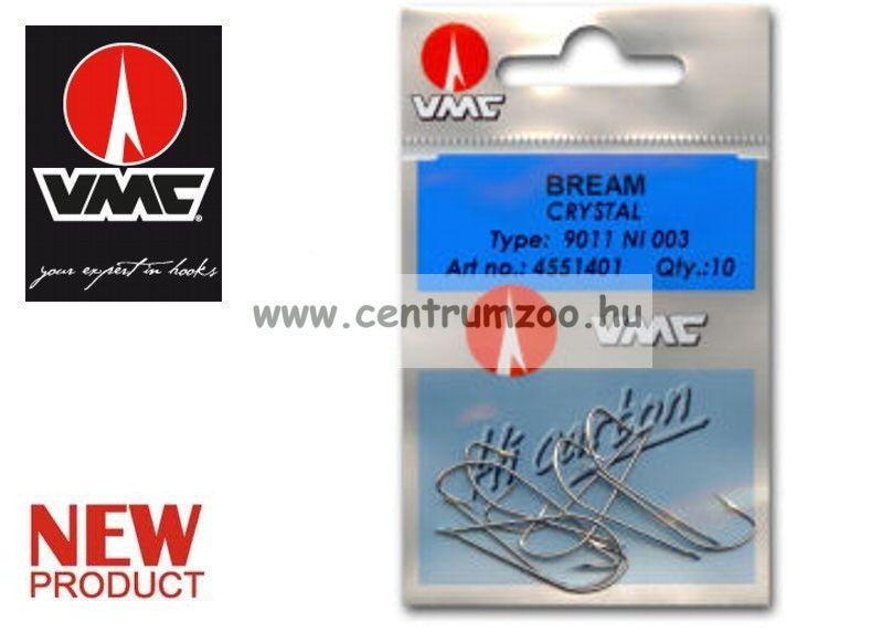 VMC 9011 Crystal süllőző horog 10db/cs
