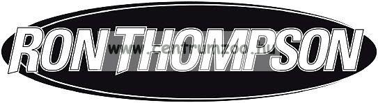 RON THOMPSON Snake Lead 20g - 3pcs ólom (12528)