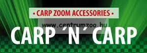 Carp'n'Carp átlátszó tetejű táska nagy, zöld  16x11,5x7cm (CZ3460)