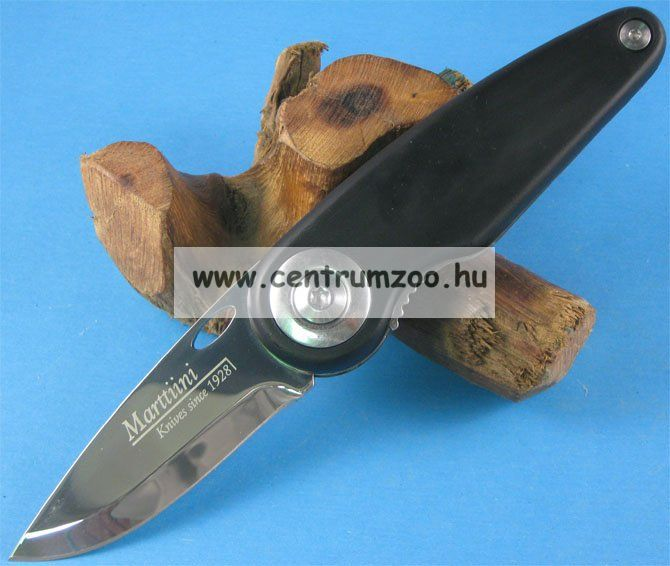 Marttiini Pelican Black zsebkés 18cm 8cm pengehossz (925110)