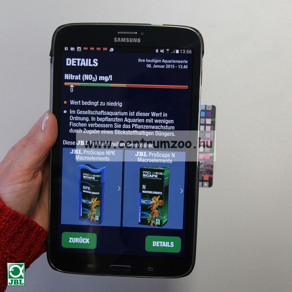 JBL ProScan FotoCheck Komplett vízteszt okostelefon aplikációval 7in1 (JBL25420)