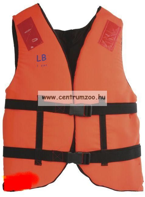 LB LAZAR CE minőségi mentőmellény 50-70kg   (EN 395 ISO 12402-4)