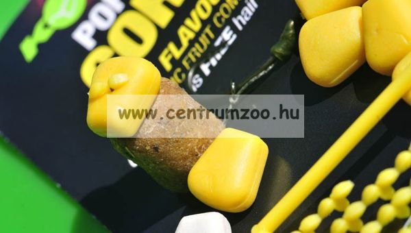 Korda Pop-Up Maize Banoffee White MŰ KUKORICA  (KPB22)