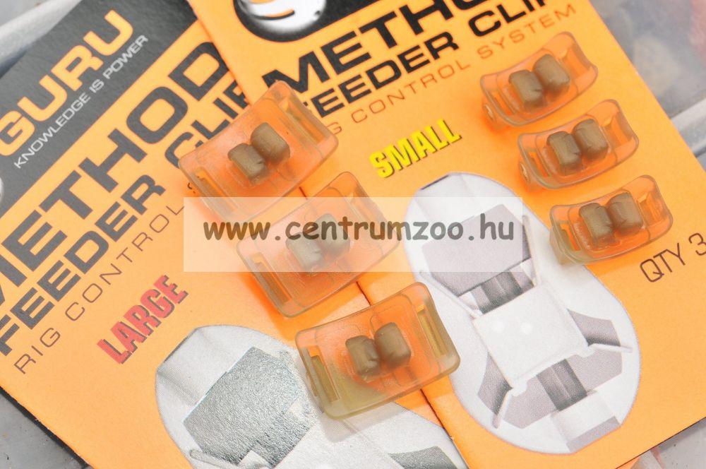 GURU Method Clip Small (GMCS)
