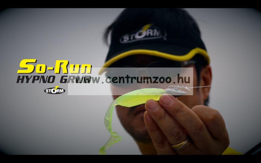 """Storm So-Run Hypno Grub 3"""" gumihal  7,5cm (SSRHGB4803SS)"""
