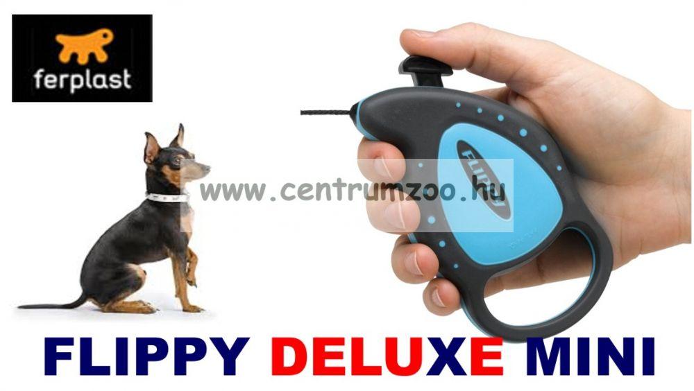 Ferplast Flippy Deluxe mini póráz KÉK