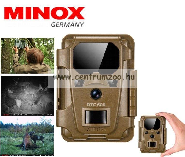 Minox DTC 300 barna vadkamera (60715)