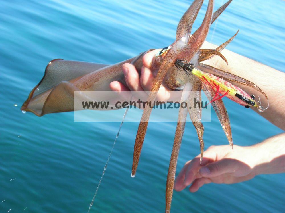 Lineaeffe Squid Catcher Jig oFN tengeri műcsali 8g (5096811) - ORANGE