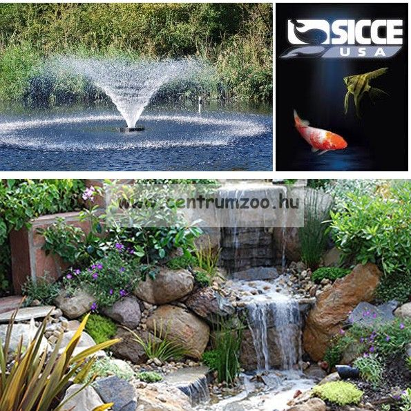 Sicce Syncra 3.0  universal szivattyú 2700l/h H300cm