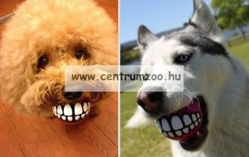 "Rogz Grinz ""kutyaprotkó"" 3in1 kutyajáték 6,4cm"