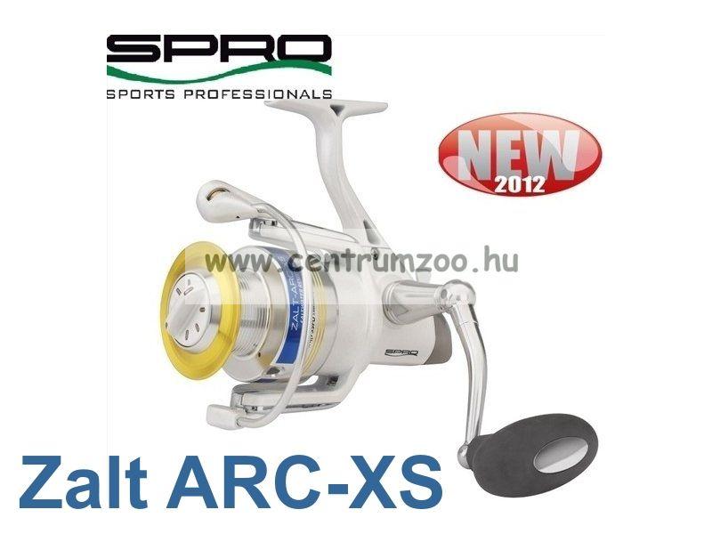 SPRO Zalt Arc XS 745 Tuff Body (1202-745) elsőfékes pergető orsó