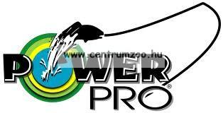 Power Pro zsinór  1370m 0,41mm 40kg / zöld