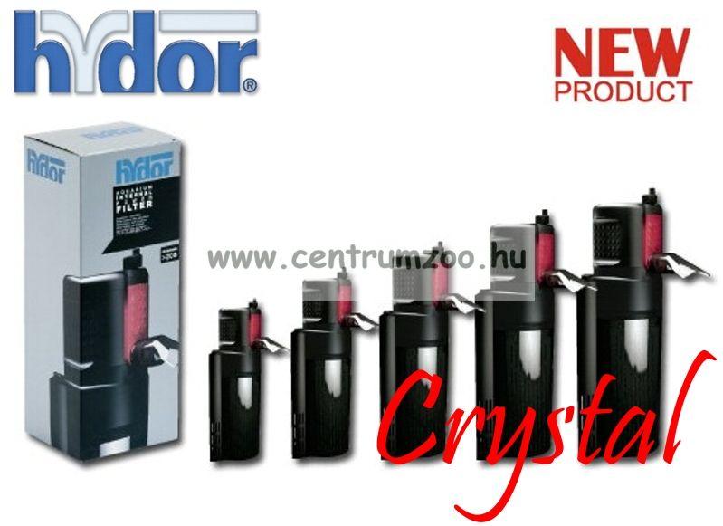 Hydor Crystal R20II Duo akváriumszűrő 200-300l-ig (F01511)