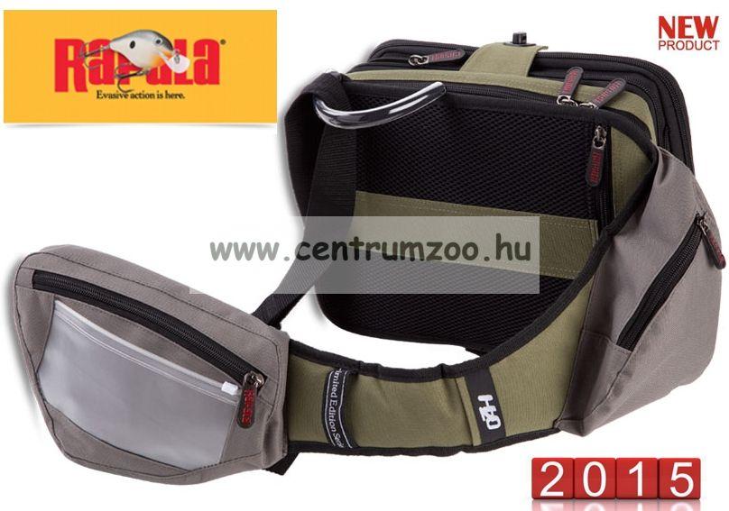 Rapala táska Limited Edition SlingBag Pro pergető táska (46034-1)