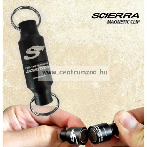 SCIERRA Magnetic Clip 5Kg Black erős merítő tartó mágnes (48922)