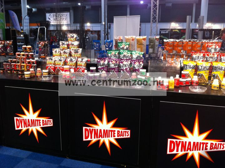 Dynamite Baits pellet Super Fishmeal lassan süllyedő fehér/barna - DY357