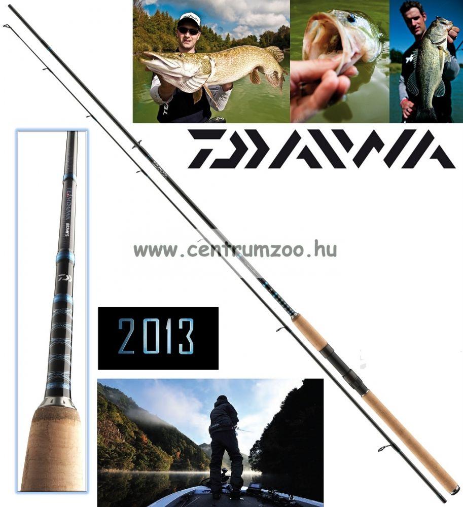 Daiwa Team Softlure Spinning 2,7m 40-90g pergető bot (11727-272M)