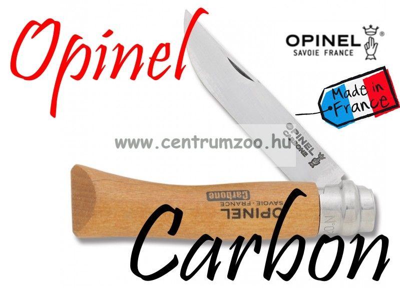 OPINEL Carbon zsebkés VRN-9 (12113090)