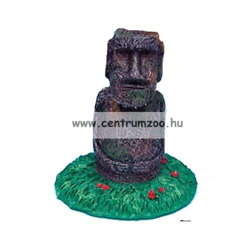 Penn Plax Deco Easter Island Statue Húsvét szigeteki dekorációs szobor 6,4cm (021701)