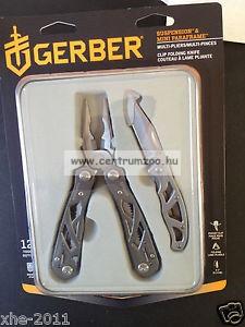 Gerber Suspension Multi Tool + Paraframe Folding Knife zsebkés és multiszerszám kombó 003096