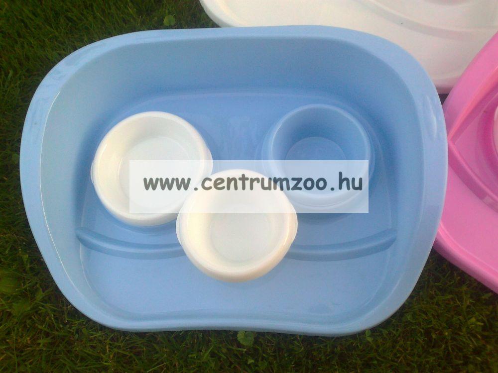 Camon Lindo White tálcás kutya-cicatál (C022/A) (ajánlott termék)
