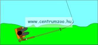 Nevis Envy Feeder 3.90m 50-150g (1780-390)  feeder bot